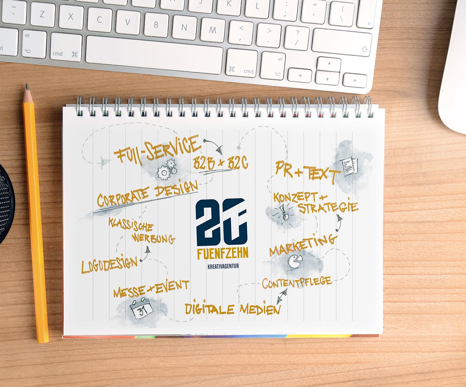 Agentur - 20FUENFZEHN Kreativagentur