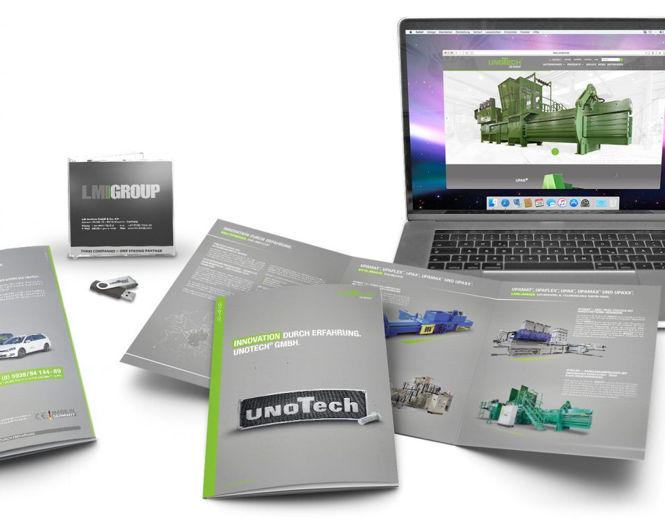 20Fuenfzehn - Portfolio - unoTech - Corporate Design - Header