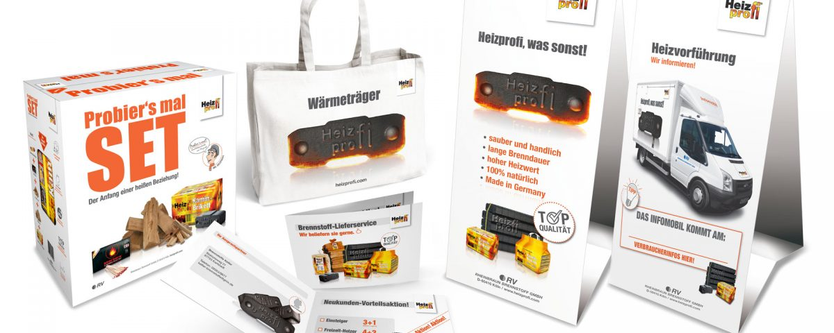 20Fuenfzehn - Portfolio - Heizprofi - Marketing - Give-Aways - Header