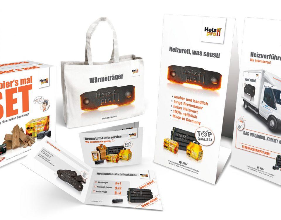 20Fuenfzehn - Portfolio - Heizprofi - Marketing - Give-Aways - Header