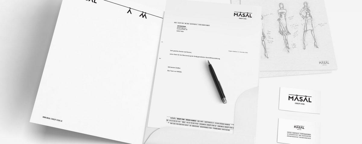 20Fuenfzehn - Portfolio - MASAL Concept Store - Header
