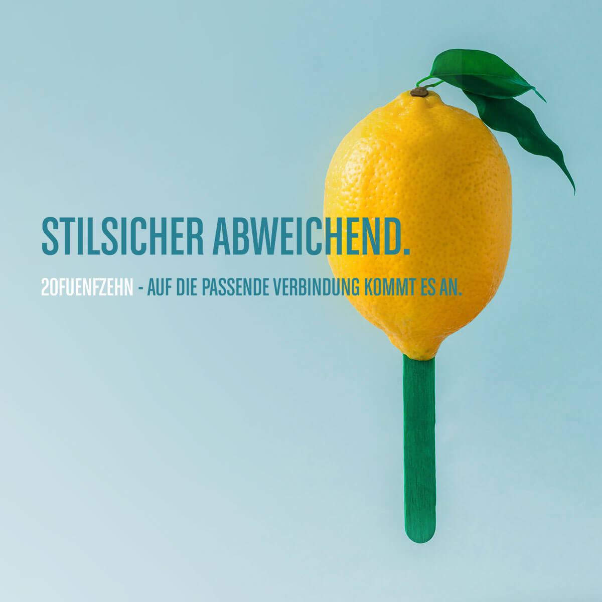 20FUENFZEHN Kreativagentur - Slider Motiv - Mobile