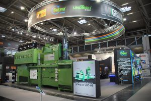 LM-GROUP - IFAT 2018 - Messe - Detail