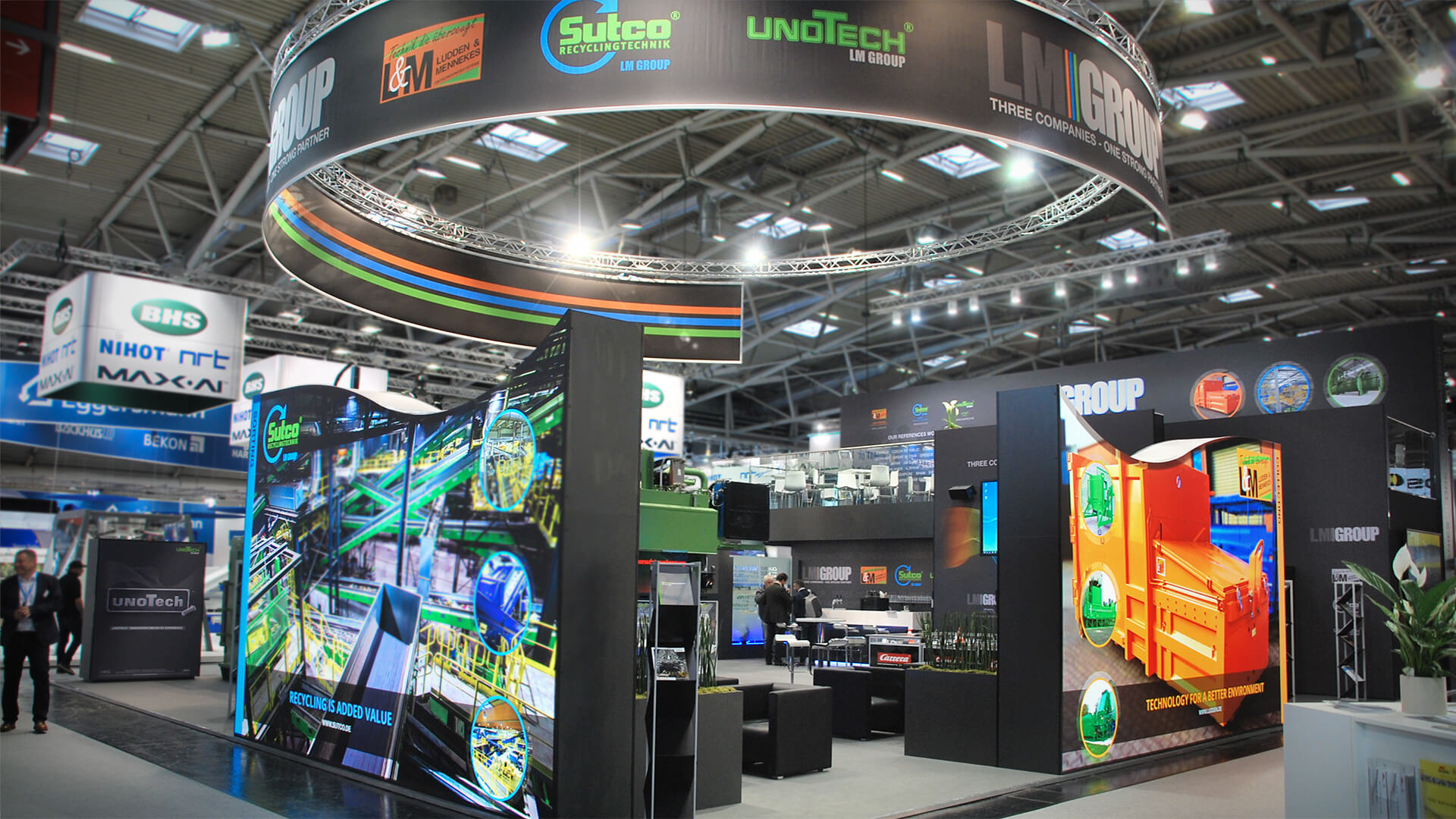 LM-GROUP - IFAT 2018 - Messe - Header
