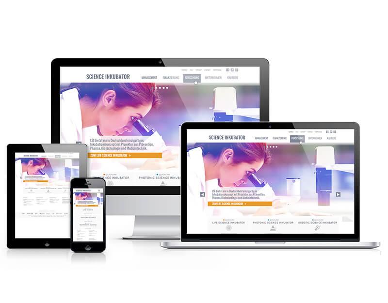 20Fuenfzehn - Portfolio - LSI Web-Relaunch - Teaser