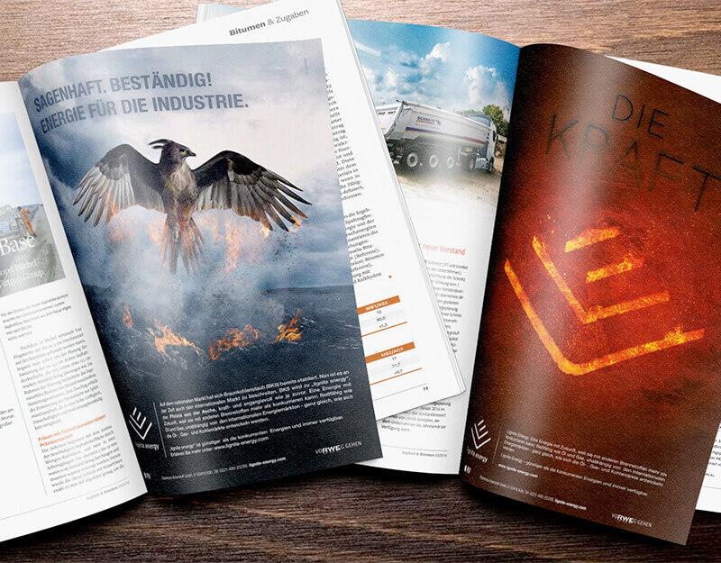 20Fuenfzehn - Portfolio - Lignite Energy - Sagenhaft - Teaser