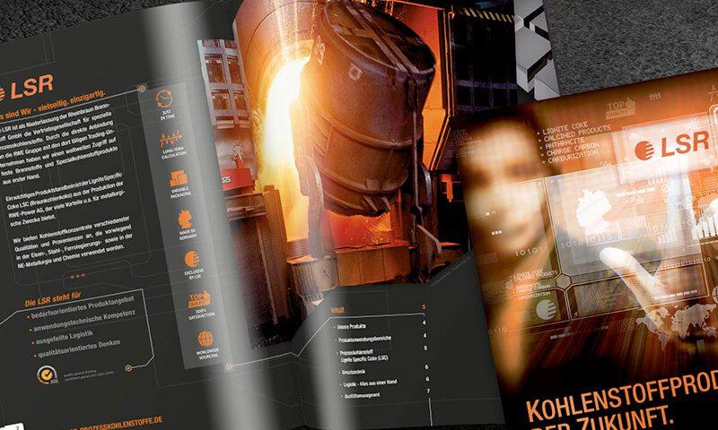 20Fuenfzehn - Portfolio - LSR - Corporate Design - Teaser
