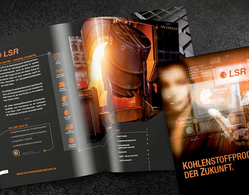 20Fuenfzehn - Portfolio - LSR - Corporate Design - Teaser