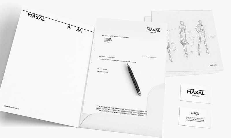 MASAL - Corporate Design - Teaser