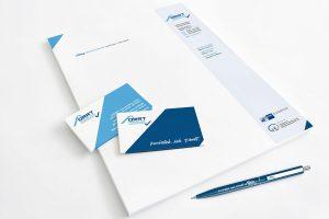 ORRT Immobilienverwaltung - Geschäftsausstattung - 001