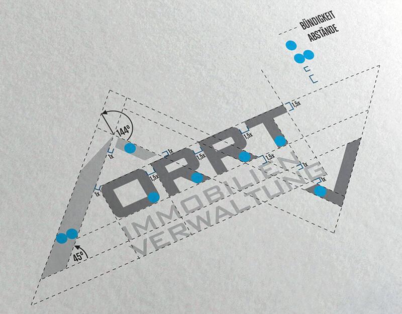 ORRT Imobilienverwaltung GmbH - Geschäftsausstattung - Teaser