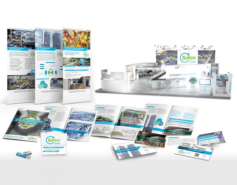 Sutco RecyclingTechnik - Unternehmenskommunikation - Teaser
