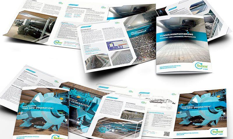 20Fuenfzehn - Portfolio - Sutco RecyclingTechnik - Referenzbroschüren - Teaser