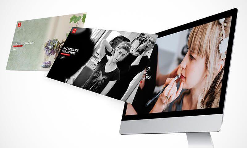 Vis à Vis Köln - Webseiten Relaunch - Teaser