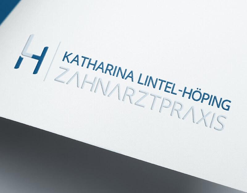 Katharina Lintel-Höping - Zahnarztpraxis - Webseiten Relaunch - Teaser